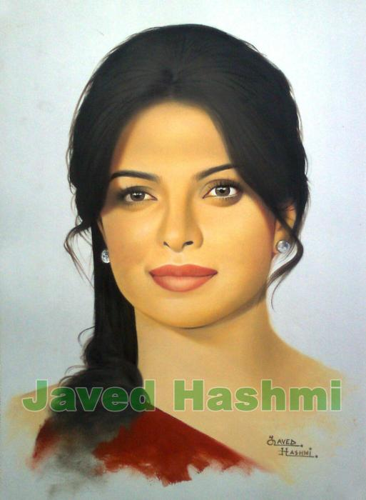 Priyanka Chopra by javed_hashmi742005